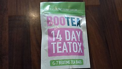 New Genuine 14-Day Bedtime Bootea (7 Teabags) Detox/weight Loss/safe Uk Stock