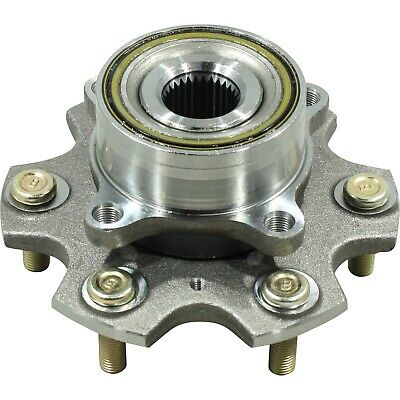 Front Wheel Bearing Hub Kit Mitsubishi Pajero Nm Np Ns Nt 1999-2010