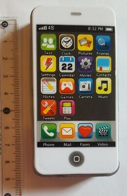 Brand New Novelty Iphone Ipod Pencil Sharpener School Stationary School