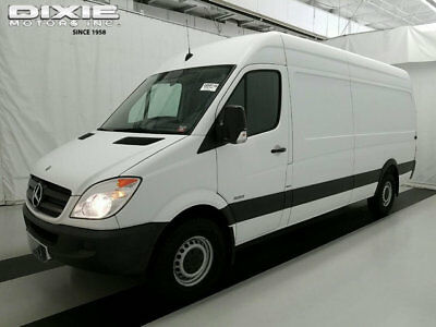 "2013 Mercedes-Benz Sprinter 2500 170"" printer 170"" High top long cargo van , 2500 , V6 Turbo Diesel , 170 inch, cargo"