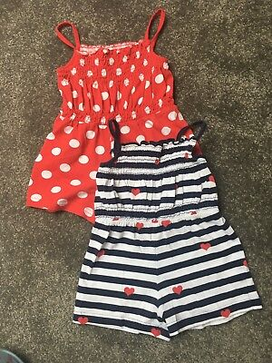 George Baby girl Play Suits Size 18 - 24 Months