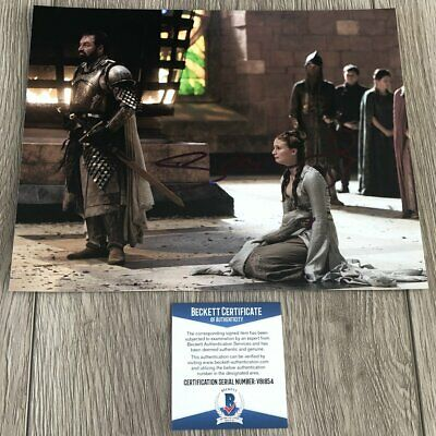SOPHIE TURNER SIGNED AUTOGRAPH GAME OF THRONES SANSA STARK 8x10 PHOTO B w/PROOF