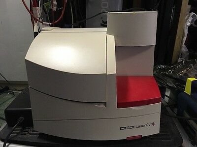 Idexx Lasercyte Haematology With Catalyst DX PC And Touch Monitor
