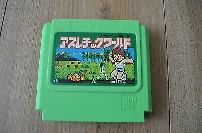 Famicom Family Trainer No. 1 Athletic World (FT-01)