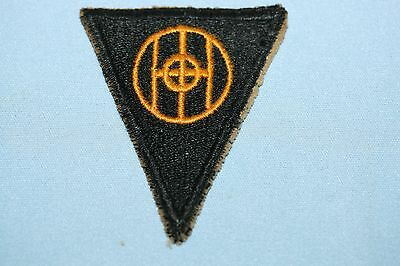 Lot of 5 Original WWII US Army Infantry Division Patches No  Glow 4 of 6