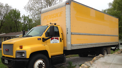 Gmc 26Ft Box Truck