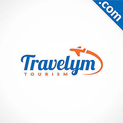 NO RESERVE: Travelym.com - is A Cool Brandable Domain Name for Sale! + FREE LOGO