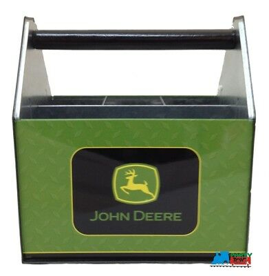 John Deere Utensil Tin Caddy