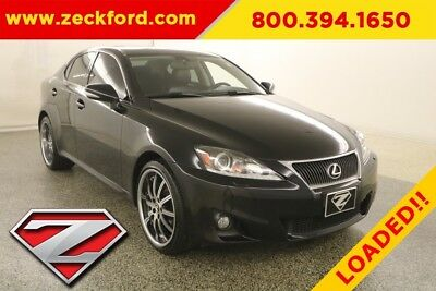 2013 Lexus IS 350 3.5L V6 24V Automatic AWD Premium Moonroof