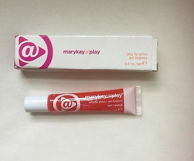 Mary Kay at play jelly lip gloss HOT TAMALE  exp.05/2016;