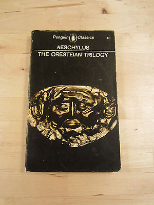 The Oresteian Trilogy by Aeschylus  (Paperback) Penguin Classics