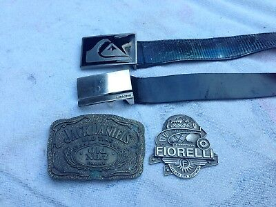 jack daniels and other belt buckles