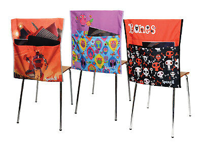 Spencil Chair Bag Pack 6 Assorted Designs