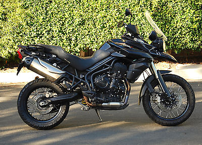 2012 Triumph Tiger  2012 Triumph Tiger 800XC, ABS, great condition, sensible mods, 3 owners