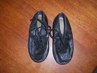 Tiny Tot Jazz Dance Shoes Size 8