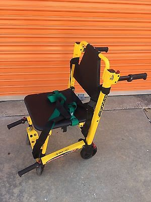 Stryker 6251 StairChair Stair Chair Ambulance Stretcher Mx Pro Power Cot Gurney