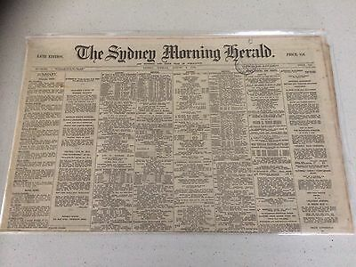 The Sydney Morning Herald - Tuesday, August 4, 1936