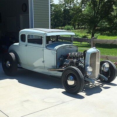 1931 Ford Model A  1931 Model A Coupe
