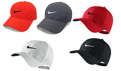 Nike Golf Dri-Fit Swoosh Adult Unisex Ball Cap Adjustable Hat