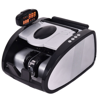 Bill Counter Cash Automatic Money Counting Detecting Machine