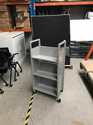 3 Tier Book Trolley