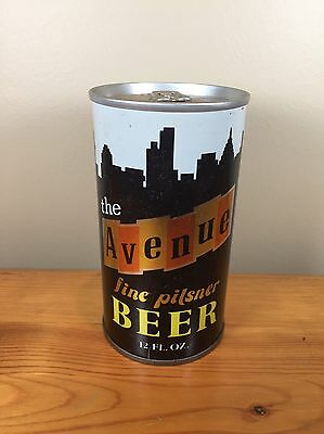 Vintage Beer Can The Avenue Fine Pilsner August Schell Brewing New Ulm Minnesota