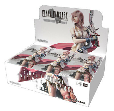 Final Fantasy Trading Card Game Opus I