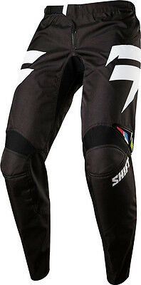 Shift Cross MX Enduro Hose Whit3 Schwarz - Ninety Seven 36 38 w. Neu