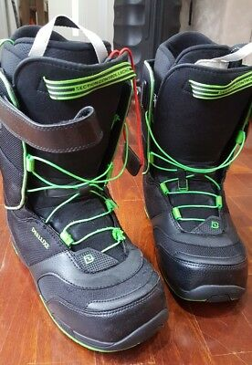 SNOWBOARD BOOTS - DELUXE - As new - Size Eu45, US11.5