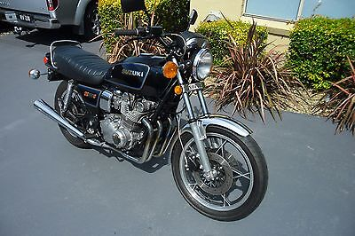 Suzuki GS 850 G 1981 Model