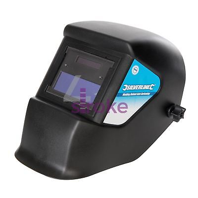 Darkening Welding Helmet Auto - Din 3/11Ew Suitable For Mig, Tig And Ar