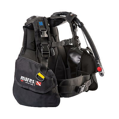 Mares Rover DC BCD Scuba Diving Dive Bouyancy Compensator Jacket Backpack 417342