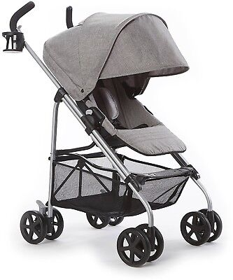 Baby Urbini Reversi Stroller Gray Facing Compact Special Edition Reversible  NEW