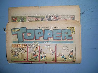Topper issue 1069 dated July 28 1973