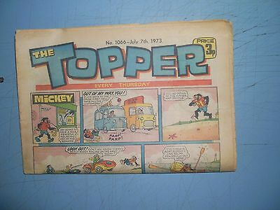 Topper issue 1066 dated July 7 1973