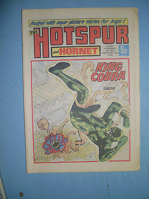 Hotspur issue 854 dated February 28 1976