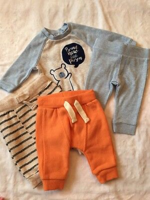 F&F Baby Boy Top And Trousers Bundle Size Up To 1 Month
