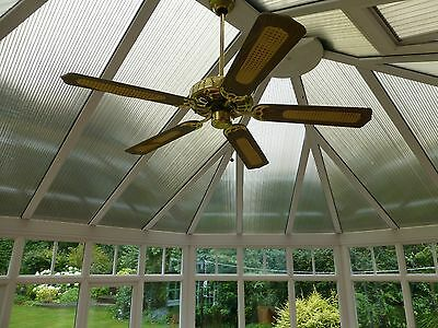 Conservatory Fantasia Ceiling  4 blade  2 Speed Fan