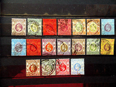 Small used stamps collection of Hong Kong as scan!