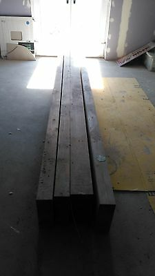 One Glulam Beam. Buyer collects Bristol area.