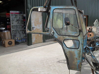 Ford 4100/4000 Safety cab frame with windscreen and doors