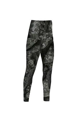 OmerSpearfishing Wetsuit Pants Black Stone 5mm size 2