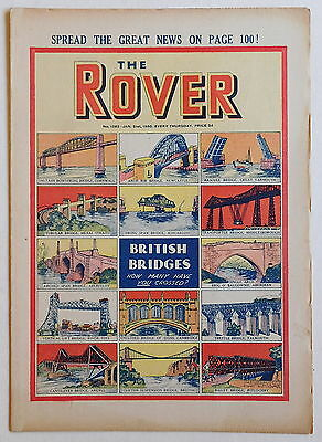 THE ROVER #1282 - 21st January 1950