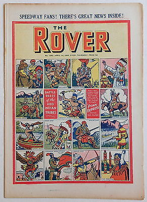 THE ROVER #1292 - 1st April 1950