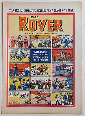 THE ROVER #1310 - 5th August 1950