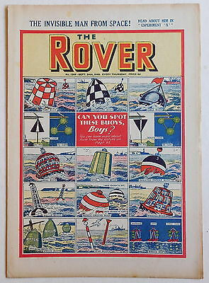 THE ROVER #1265 - 24th September 1949
