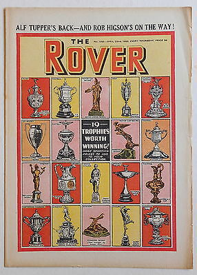 THE ROVER #1295 - 22nd April 1950