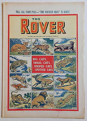 THE ROVER #1286 - 18th February 1950