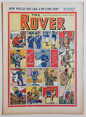 THE ROVER #1307 - 15th July 1950