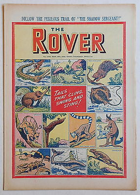 THE ROVER #1290 - 18th March 1950